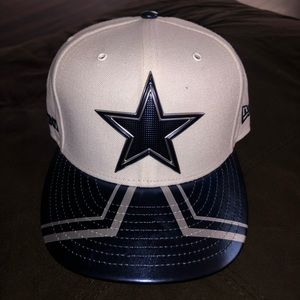 Dallas Cowboys New Era Fitted Cap 59Fifty